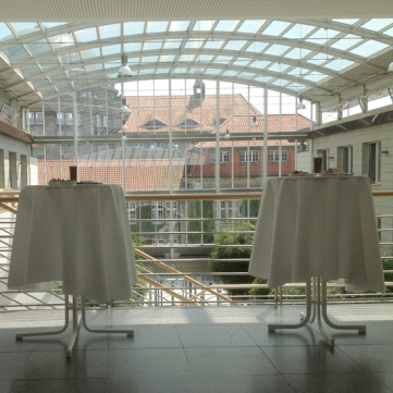 Conference Venue at Hamburg University