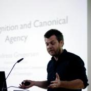 Presentation by Andreas Gregersen (Copenhagen)