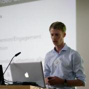 Presentation by Benny Liebold (Chemnitz)