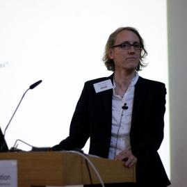 Presentation by Kathrin Fahlenbrach (Hamburg)