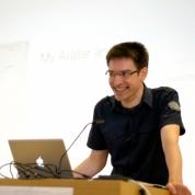 Presentation by Felix Schröter (Hamburg)