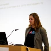 Presentation by Julia Kneer