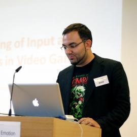 Presentation by Daniel Pietschmann